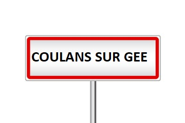 COULANS SUR GEE