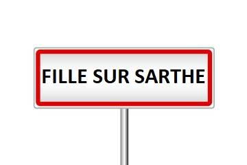 Fille sur Sarthe