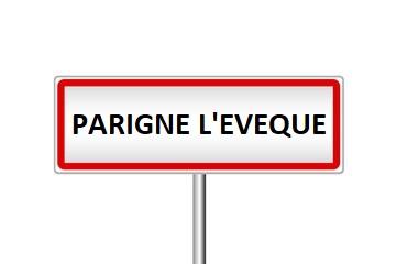 PARIGNE L'ÉVÊQUE