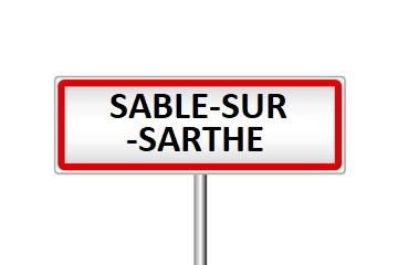 JUIGNE-SUR-SARTHE/SABLE-SUR-SARTHE