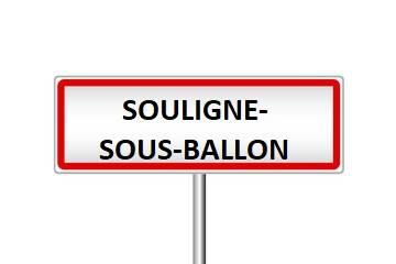 Souligne sous Ballon