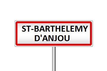 SAINT BARTHÉLEMY D'ANJOU