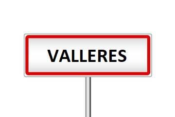 Vallères